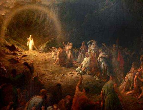 The Grace of Holy Saturday