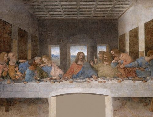 3 Incredible Gifts Given at the Last Supper (Holy Thursday, April 1st, 2021)